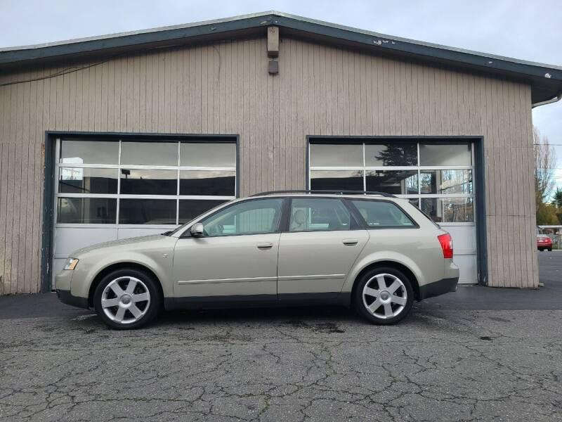 2003 Audi A4 for sale at Westside Motors in Mount Vernon WA