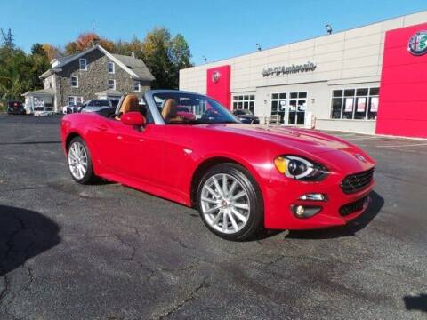 2018 FIAT 124 Spider for sale at Jeff D'Ambrosio Auto Group in Downingtown PA
