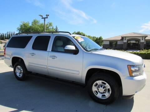 2013 Chevrolet Suburban for sale at Repeat Auto Sales Inc. in Manteca CA