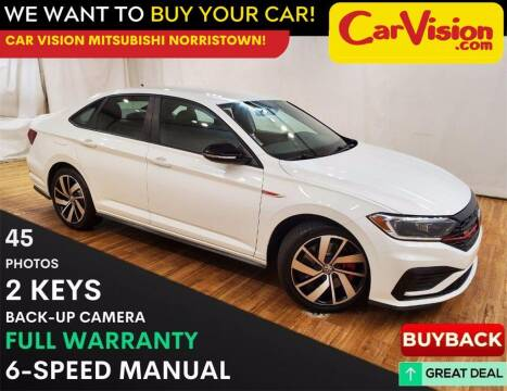 2019 Volkswagen Jetta for sale at Car Vision Mitsubishi Norristown in Trooper PA