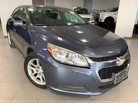 2015 Chevrolet Malibu for sale at Cj king of car loans/JJ's Best Auto Sales in Troy MI