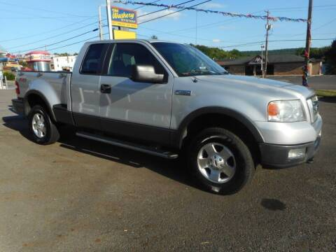 2005 Ford F-150 for sale at Automotive Toy Store LLC in Mount Carmel PA