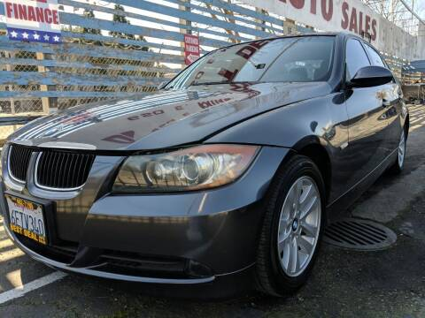 2007 BMW 3 Series for sale at Best Deal Auto Sales in Stockton CA