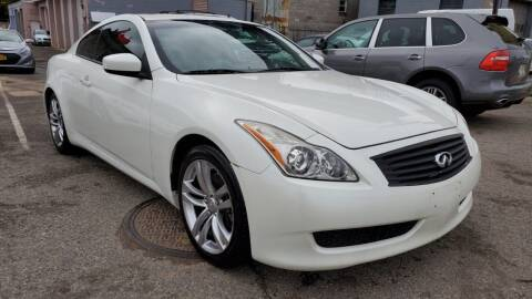 2008 Infiniti G37 for sale at MFT Auction in Lodi NJ