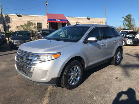 2013 Ford Edge for sale at Saipan Auto Sales in Houston TX