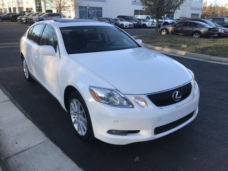 2006 Lexus GS 300 for sale at Dotcom Auto in Chantilly VA