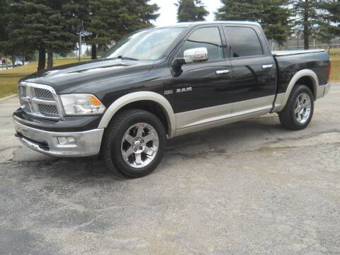 2009 Dodge Ram Pickup 1500 for sale at Hern Motors - 111 Hubbard Youngstown Rd Lot in Hubbard OH