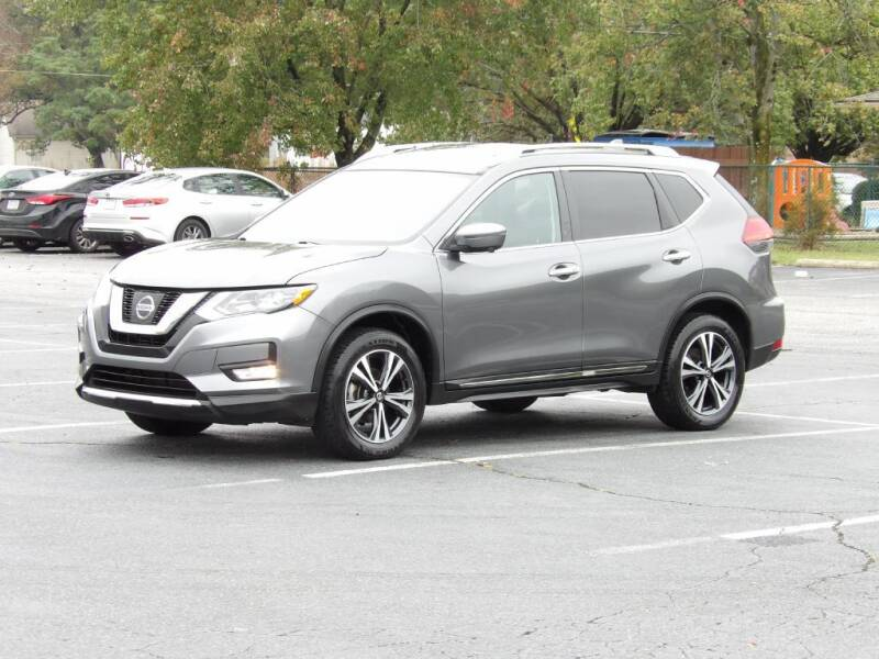 2017 Nissan Rogue for sale at Access Auto in Kernersville NC