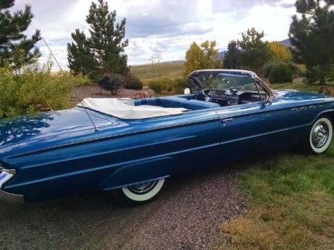1961 Buick LeSabre for sale at Classic Car Deals in Cadillac MI