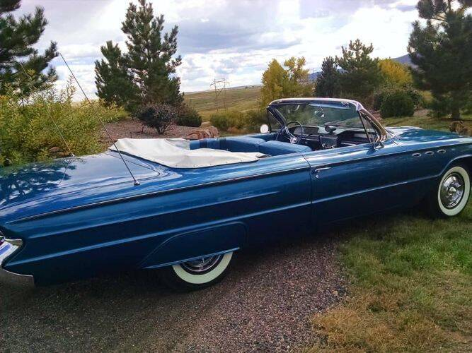 1961 Buick LeSabre for sale in Cadillac, MI