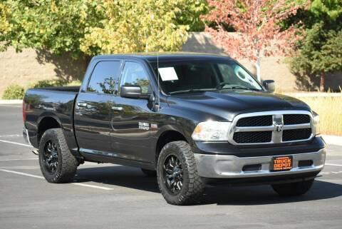 2017 RAM Ram Pickup 1500 for sale at Sac Truck Depot in Sacramento CA