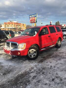 2005 Dodge Durango for sale at Big Bills in Milwaukee WI