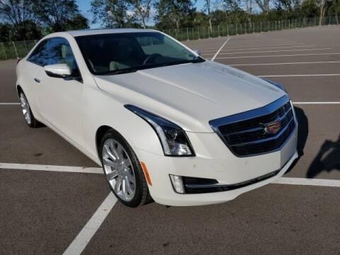 2016 Cadillac ATS for sale at CON ALVARO ¡TODOS CALIFICAN!™ in Columbia TN