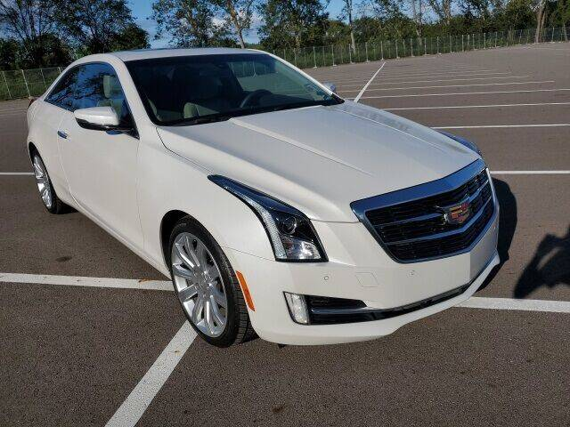 2016 Cadillac ATS for sale at Parks Motor Sales in Columbia TN
