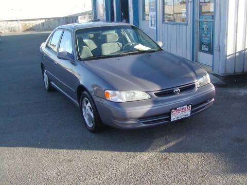 1998 Toyota Corolla for sale at Primo Auto Sales in Merced CA