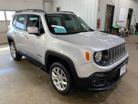 2017 Jeep Renegade for sale at Premier Auto in Sioux Falls SD