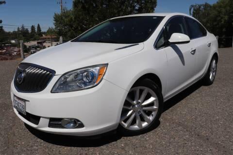 2014 Buick Verano for sale at California Auto Sales in Auburn CA