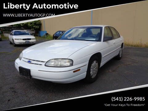 1996 Chevrolet Lumina for sale at Liberty Automotive in Grants Pass OR