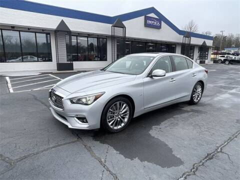 2019 Infiniti Q50 for sale at Impex Auto Sales in Greensboro NC