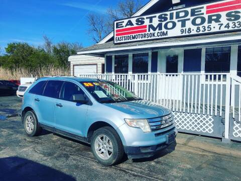 2008 Ford Edge for sale at EASTSIDE MOTORS in Tulsa OK