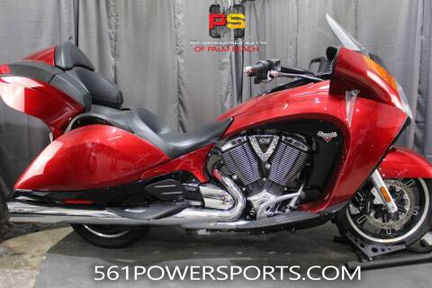 2015 Victory Vision® Tour for sale at Powersports of Palm Beach in Hollywood FL
