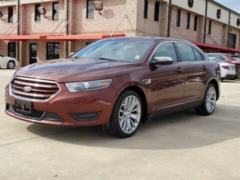 2015 Ford Taurus for sale at Best Auto Sales LLC in Auburn AL