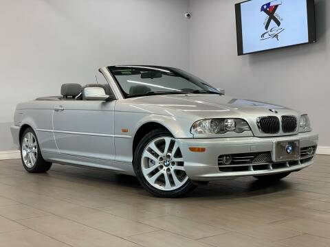 2002 BMW 3 Series for sale at TX Auto Group in Houston TX