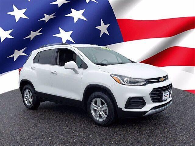 2018 Chevrolet Trax for sale at Gentilini Motors in Woodbine NJ