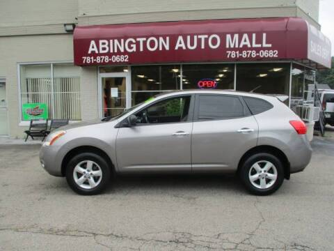 2010 Nissan Rogue for sale at Abington Auto Mall LLC in Abington MA