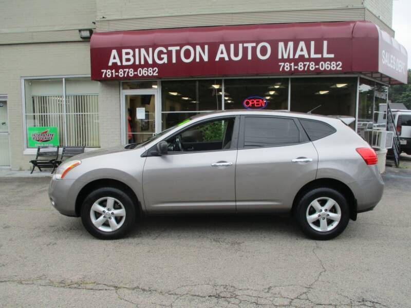 2010 Nissan Rogue for sale at Abington Auto Mall LLC in Abington MA