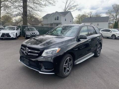 2018 Mercedes-Benz GLE for sale at EMG AUTO SALES in Avenel NJ