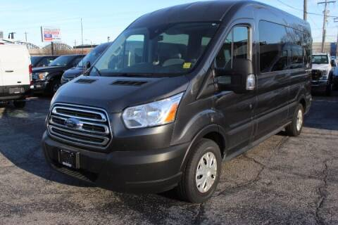 2019 Ford Transit Passenger for sale at BROADWAY FORD TRUCK SALES in Saint Louis MO