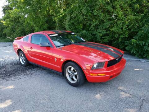 2005 Ford Mustang for sale at Sportscar Group INC in Moraine OH