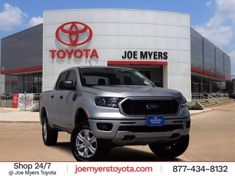 2019 Ford Ranger for sale at Joe Myers Toyota PreOwned in Houston TX