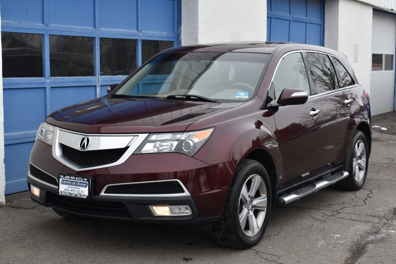 2013 Acura MDX SH AWD w/Tech w/RES 4dr SUV w/Technology and Entertainment Package full