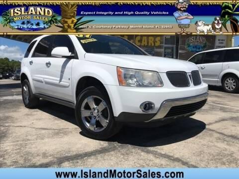 2008 Pontiac Torrent for sale at Island Motor Sales Inc. in Merritt Island FL