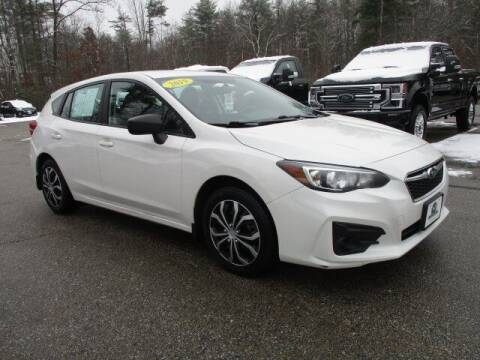 2019 Subaru Impreza for sale at MC FARLAND FORD in Exeter NH