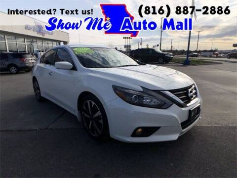 2017 Nissan Altima for sale at Show Me Auto Mall in Harrisonville MO