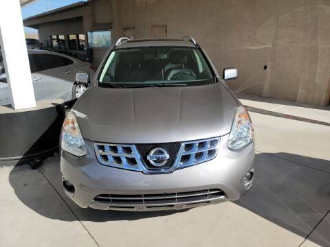 2012 Nissan Rogue for sale at Carzz Motor Sports in Fountain Hills AZ