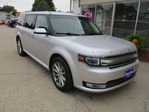 2018 Ford Flex for sale at Choice Auto in Carroll IA