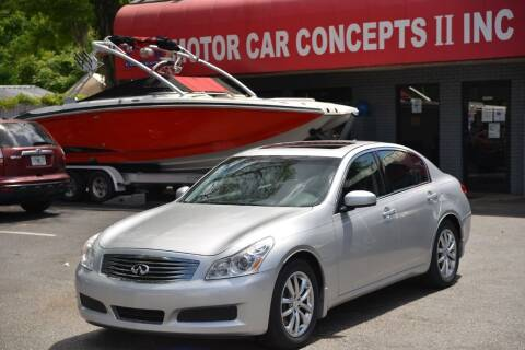 2008 Infiniti G35 for sale at Motor Car Concepts II - Apopka Location in Apopka FL