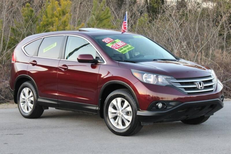 2013 Honda CR-V for sale at McMinn Motors Inc in Athens TN