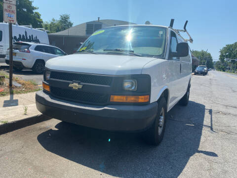 2012 Chevrolet Express Cargo for sale at Drive Deleon in Yonkers NY