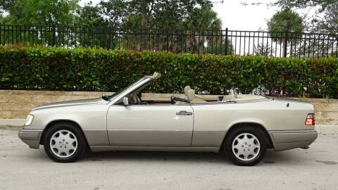 1994 Mercedes-Benz E-Class for sale at Premier Luxury Cars in Oakland Park FL