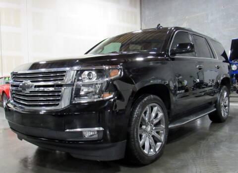 2016 Chevrolet Tahoe for sale at Platinum Motors in Portland OR