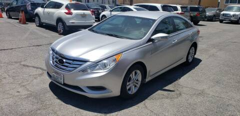2014 Hyundai Sonata for sale at Eden Motor Group in Los Angeles CA