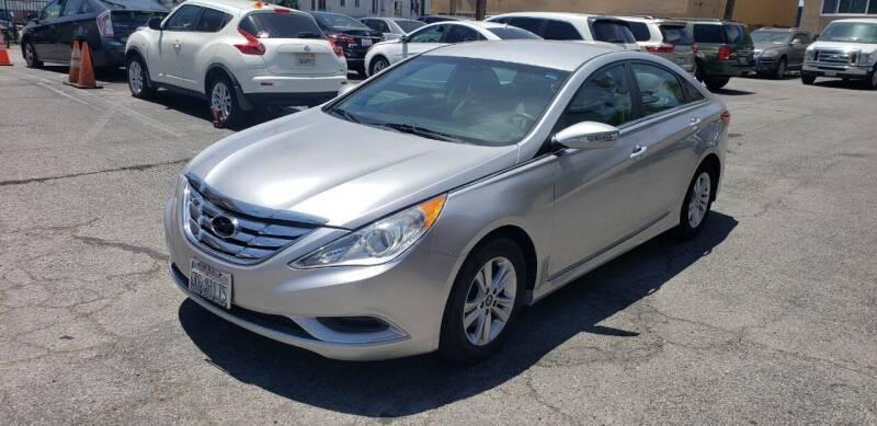 2014 Hyundai Sonata for sale at Eden Motor Group in Los Angeles CA
