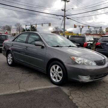2005 Toyota Camry for sale at Boston Auto World in Quincy MA