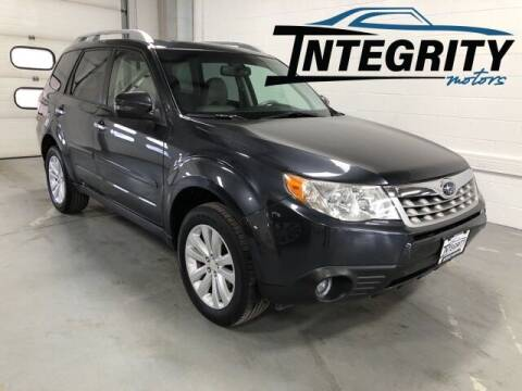 2011 Subaru Forester for sale at Integrity Motors, Inc. in Fond Du Lac WI