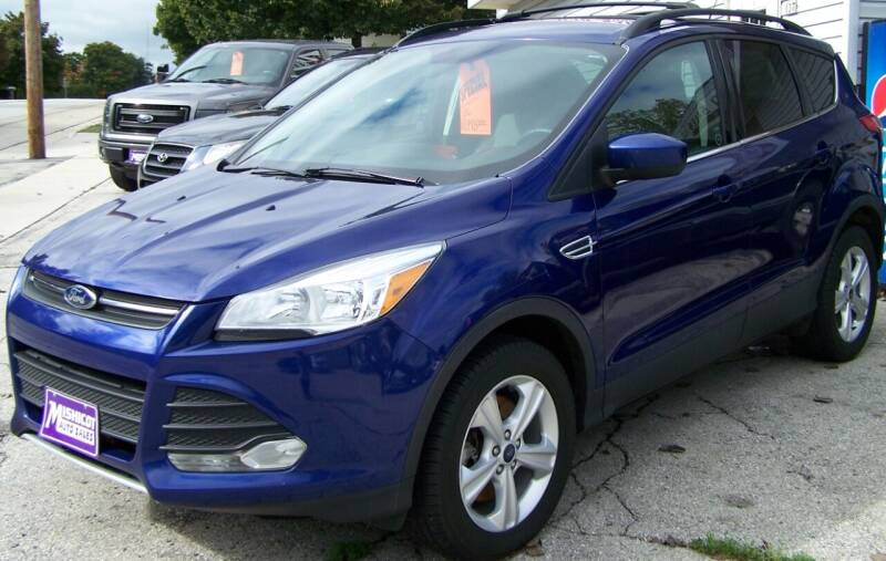 2015 Ford Escape for sale at MISHICOT AUTO SALES LLC in Mishicot WI